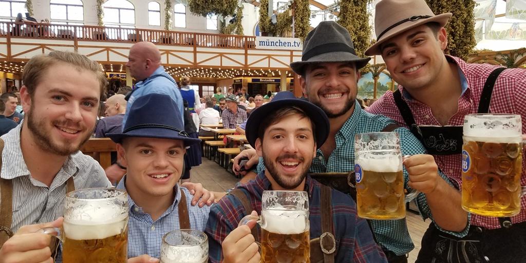 Bus2alps Munich Springfest Weekend Tour